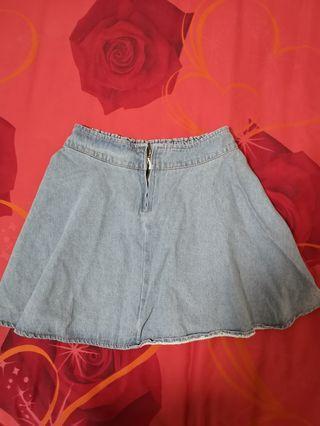 🚚 Jeans Skirt
