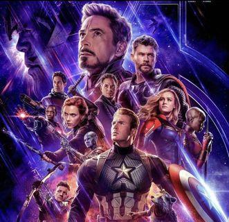 🚚 Avengers Movie x2