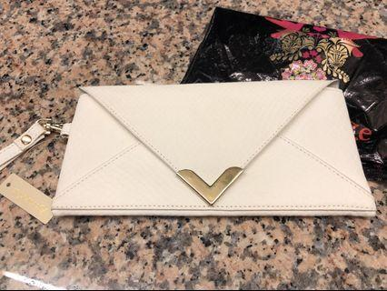 Accessorize clutch bag (never used,95%new)