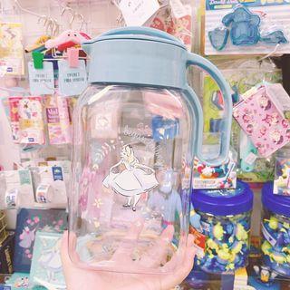 迪士尼水壺 愛麗絲 alice