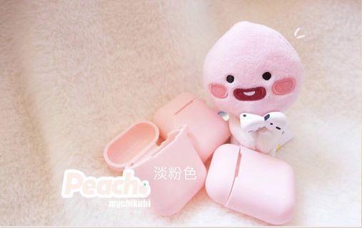 🚚 airpods保護套 淡粉色