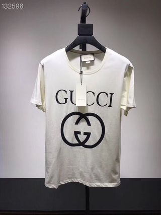 906cc3552c5 Gucci T-shirt black and white