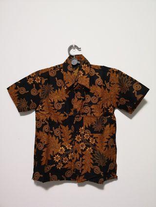 Batik shirt for boys