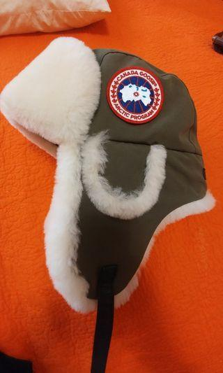 Authentic brand new Canada goose hat.