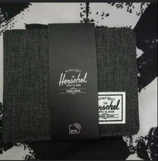 HERSCHEL Wallet ( BLACK)
