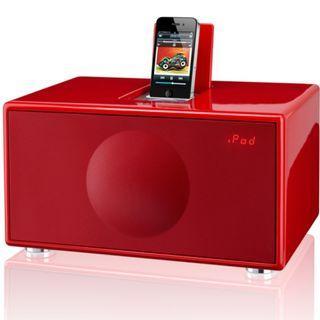 Geneva model M speaker / ipod dock / alarm / radio