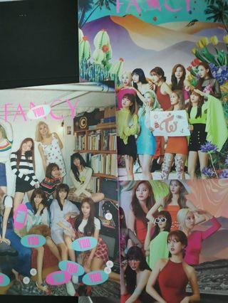 [URGENT WTS] TWICE FANCY YOU OFFICIAL