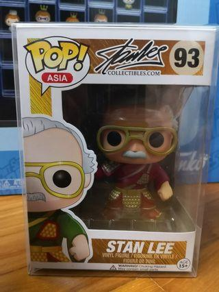 Funko Pop - Stan Lee Guan Yu (Red)