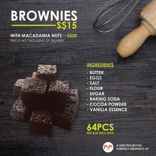🚚 Brownies