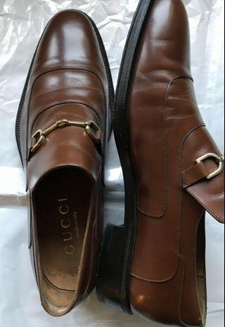 🚚 Gucci leather shoes