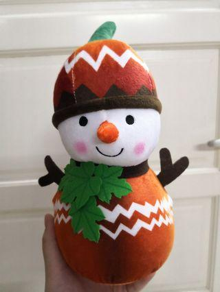 🆕 Snowman Soft toy (2 for RM15)