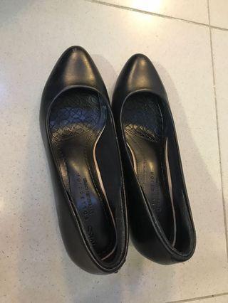 英國M&S 馬莎 高踭鞋 返工鞋
