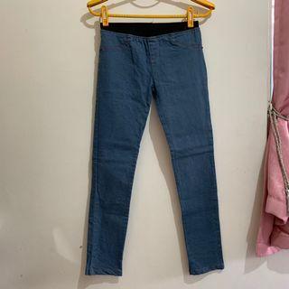 通通半價 牛仔彈性內搭褲 緊身褲#半價衣服拍賣會