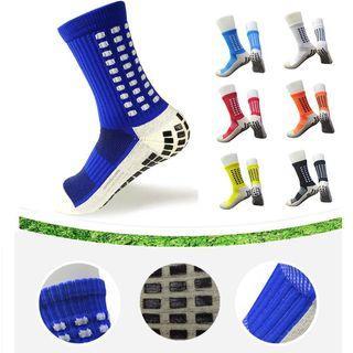 High Quality Anti Slip Soccer Socks Cotton Football Socks Men Cycling Socks