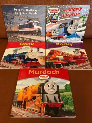 兒童書 Thomas and Friends / Little Peters Railway