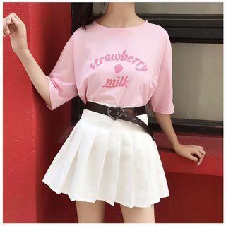 🚚 粉紅色可愛上衣