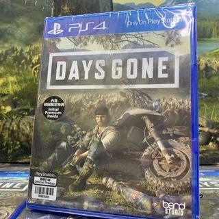 Kaset PS4 DAYSGONE REGION ALL
