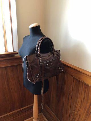 **PRICE DROP!!** Balenciaga bag. Real chevre leather