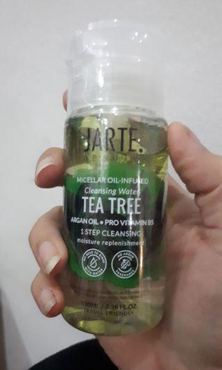 JARTE TEA TREE MICELLAR WATER OIL INFUSED
