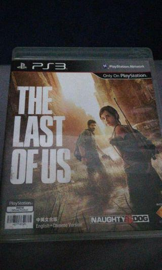THE LAST OF US PlayStation3 PS3 Game