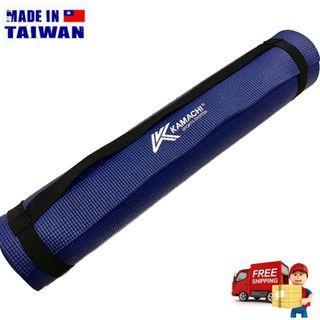寶林站 Kamachi 6mm瑜伽墊 Yoga Mat 台灣製 Made in Taiwan 包順豐 Free SF express