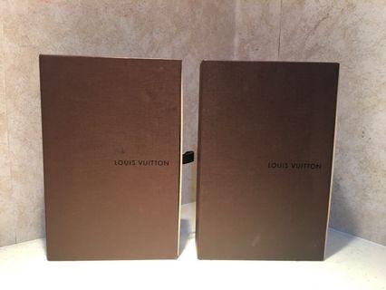 Original Louis Vuitton Box Pre-loved Condition (Price for 2) #OYOHOTEL