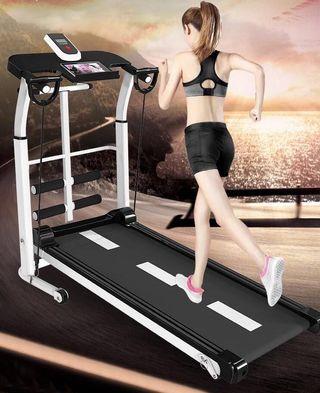 🚚 Foldable + Portable Multi-Purpose Treadmill