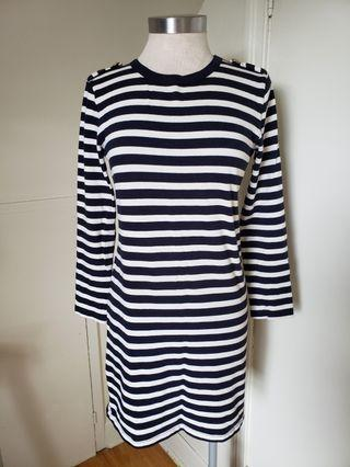 Joe Fresh Stripe Dress