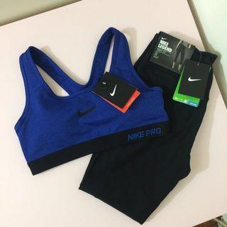 NIKE Women Sport Bra Only (pants sold)