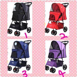 Brand New Pet Stroller Pram