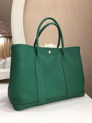 b891ef2d2cbe Hermes Garden Party bag size 36