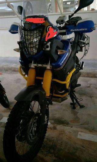 Tenere XT660ZA