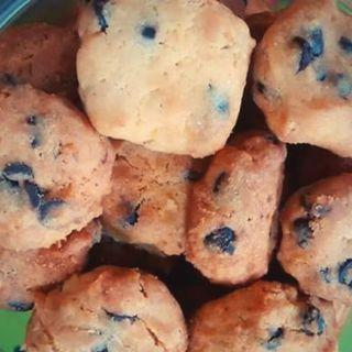 Orange Chocolate Chips Cookies