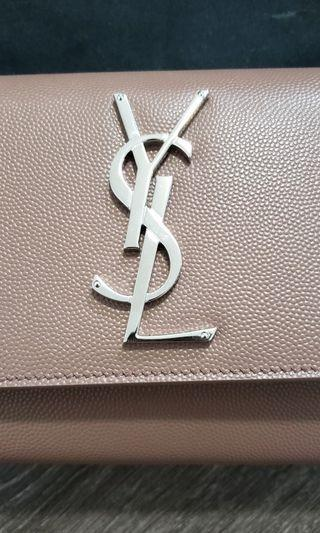 100% authentic YSL purse