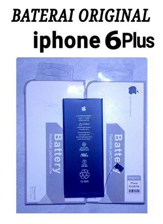 Baterai battery bayrey batre iphone 6 plus original