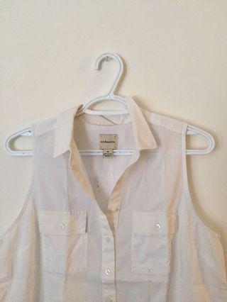 GH Bass Sleeveless blouse