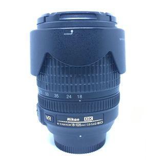 nikkor 18-105mm F3.5-5.6G ED VR DX