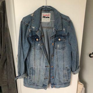Supre denim jacket