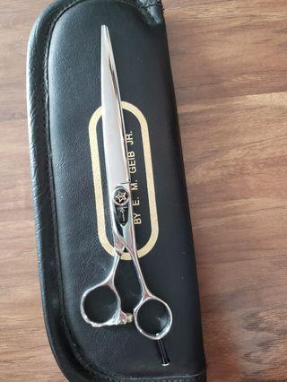 Kenchii Five Star 8 inch grooming scissors