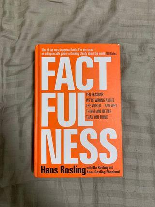 🚚 Factfulness by Hans Rosling