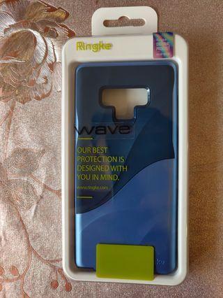 🚚 Note9全新保護殼Ringke波浪造型全包覆式保護殼