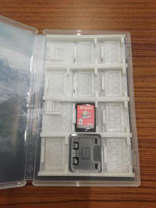 3D Printed Nintendo Switch Cartridge Holder (9 Cartridges)