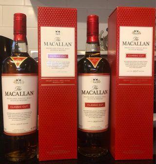 Macallan Classic Cut 2017