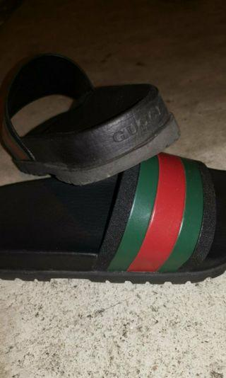 efe0d49d3a3 Gucci Pursuit Slides