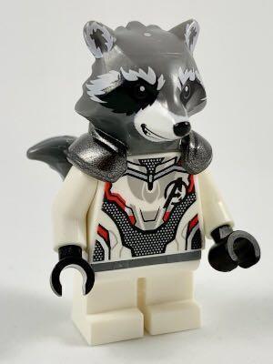 LEGO Rocket Raccoon Minifigure (SH569)