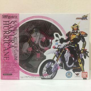 Kamen Rider Gaim Sakura Hurricane Motorcycle