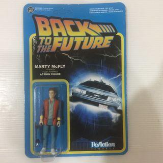 ReAction Figures - Back To The Future Marty McFly