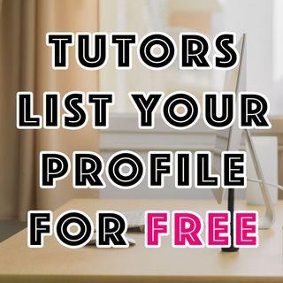 Tutors urgently needed! Home tuition assignments. NOT AGENCY