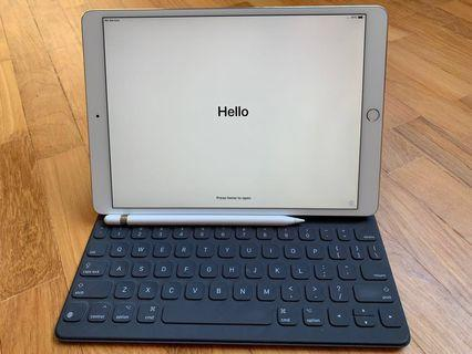"iPad Pro cellular with keyboard/pencil (10.5"", 512GB)"