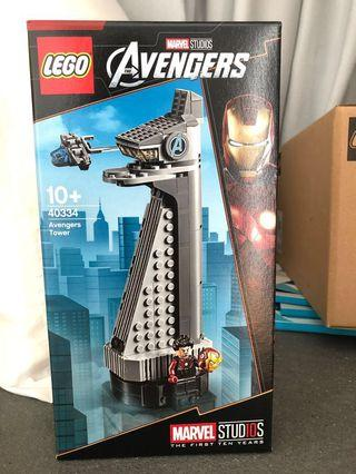 🚚 Lego 40334 Avengers Tower